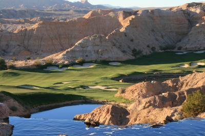 Las Vegas 24 世界屈指のベスト ゴルフ コース