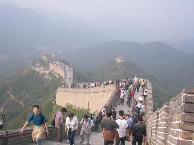 北京・世界遺産と一人旅
