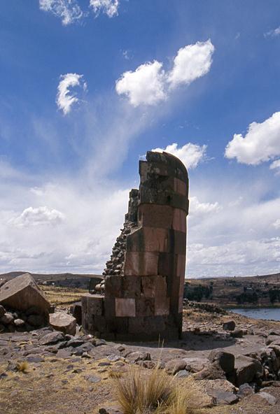 ペルーに行ってきた・5 ~静寂の遺跡