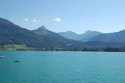 夏のオーストリア・ドイツ旅行(ザンクト・ヴォルフガング) 2 (2006)