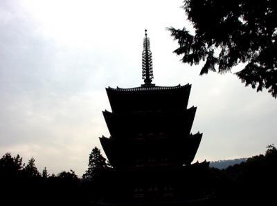 醍醐寺を訪ねて
