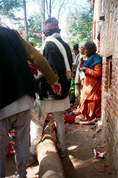 ネパール/パナウティ(1998.02)