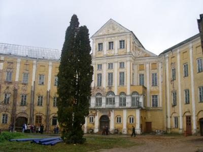 世界遺産旅行記【2】ネスヴィシェの建築・住宅・文化的遺産群