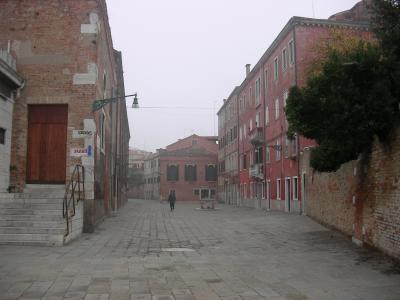 2006/12~霧のミラノ・霧のベネチア?ベネチア編2