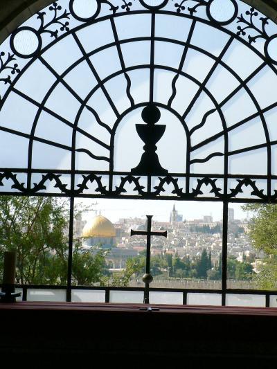 欧州・バックパッカーの旅【52】 イスラエル・エルサレムのイエス・キリストのゆかりの地