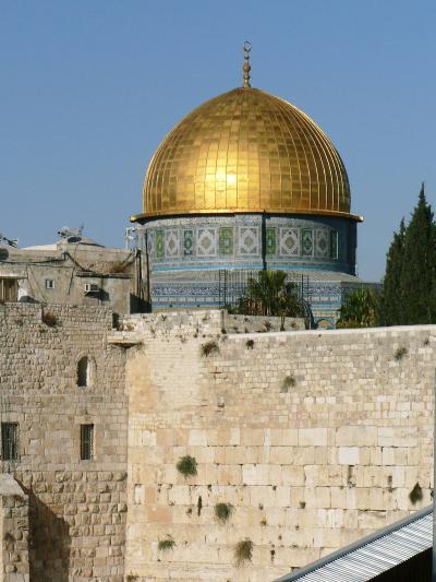 欧州・バックパッカーの旅【53】 イスラエル・エルサレムの旧市街を歩く