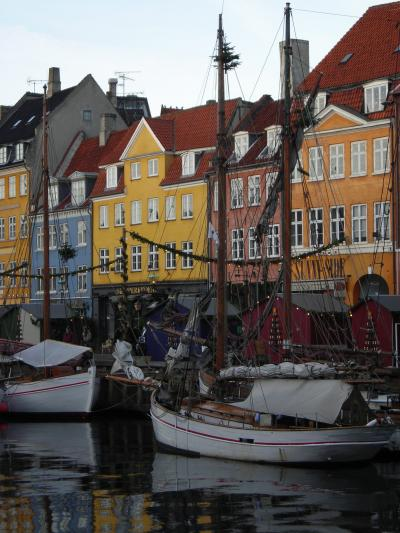 いざ、北欧進出☆ コペンハーゲン?