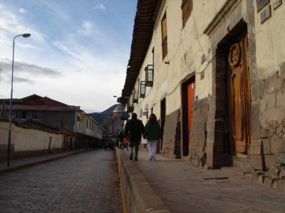 ペルー6日間 2日目「インカの古都 クスコ」