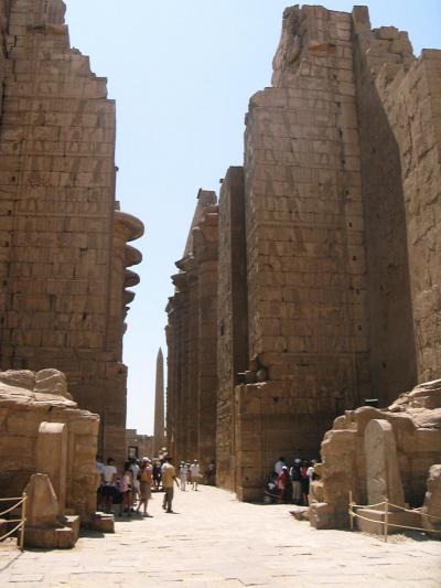エジプト?