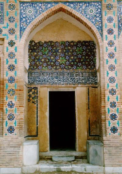 中央アジア−ウズベキスタン出張1996−その8、サマルカンドへ