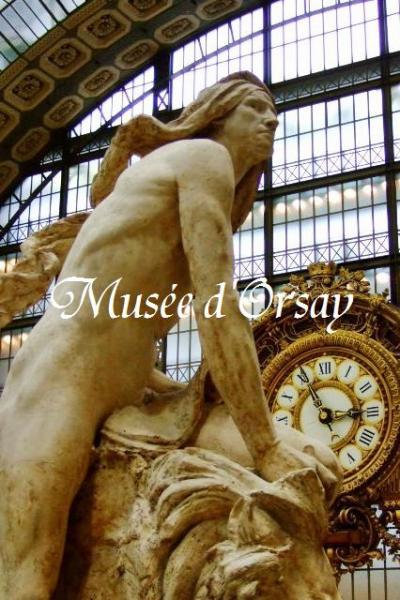 ■オルセー美術館 装飾美術(アール・ヌーヴォー)と絵画コレクション 2006 Musee d'Orsay