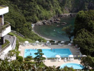 堂ヶ島 銀水荘の夏