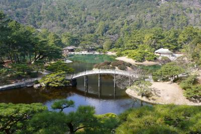 高松 栗林公園(2007年1月)