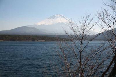 富士山ブラリ旅=本栖湖編=