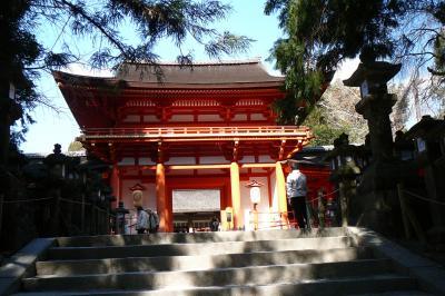 奈良市内観光:春日大社?