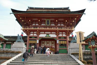 京都の新春散歩(その3)