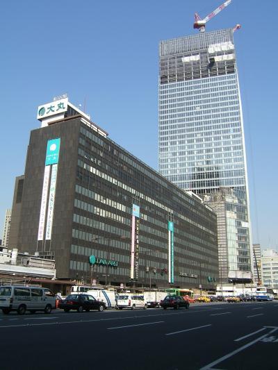変わりゆく東京駅八重洲口