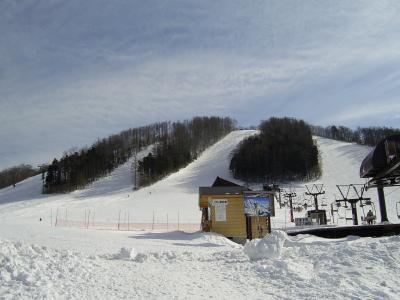 初めての戸隠スキー場