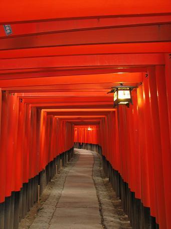 冬の京都を歩く?~伏見稲荷~