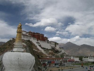 チベット三都周遊9日間 6