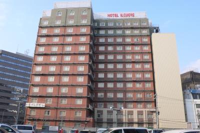 大阪 難波のホテル宿泊記(2007年2月)
