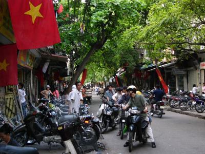 ハノイ ~ ホーチミン ベトナム縦断1800kmの旅 (ハノイ編)