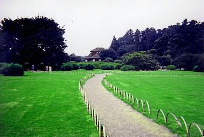 日本の旅 1993年の茨城・水戸黄門さんを訪ねる