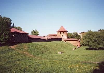 バルト3国のリトアニアのカウナス。