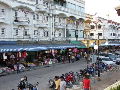 タイで沈みたい・女一人旅バイティアオ 6)旅も佳境・ムクダハーン