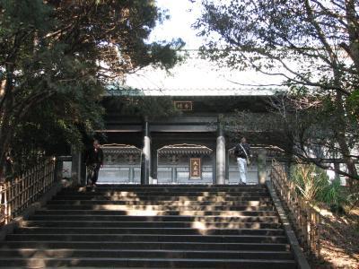 湯島聖堂を訪問