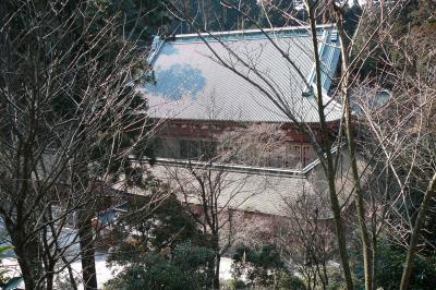 比叡山と坂本の町並み散策?