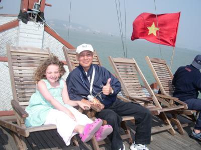 ?ハロン湾・・・世界遺産・・・素敵でした
