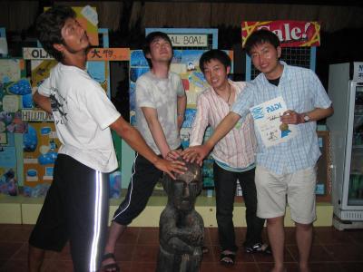 【24歳】セブ ダイビング!(2005年8月3日)