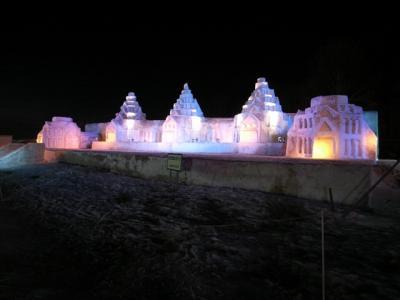 06-07シーズン 岩手高原と雪祭り