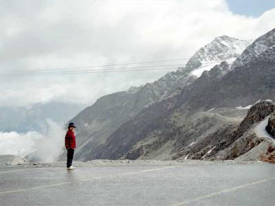 2000年オーストリアに寄り道(3)エッツタールからピッツタールへ移動