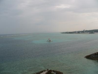 沖縄:ルネッサンス・ホテルでのんびり