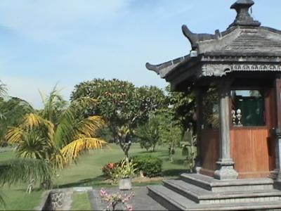 バトゥブランの1つの寺院
