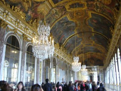 フランス旅行記4日目★ロワール古城~シャルトル大聖堂~ヴェルサイユ宮殿