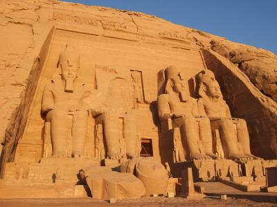 エジプトの旅 7日目 ~アブシンベル,カイロ~