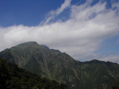 土合駅発、谷川岳登山