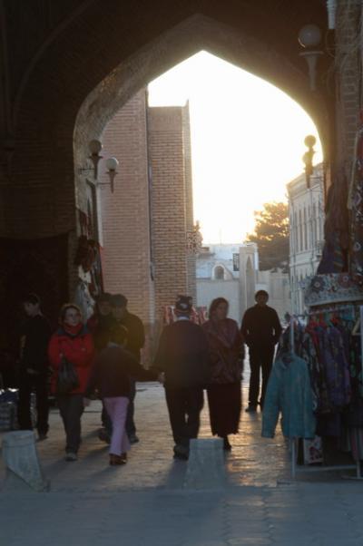 10年ぶりのウズベキスタン−ブハラその1