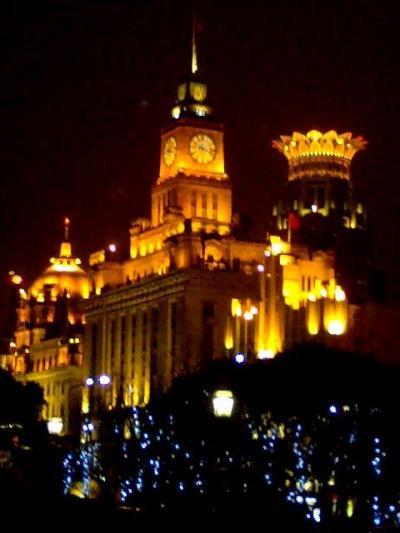 晴れた上海の街がみたくて・・その1
