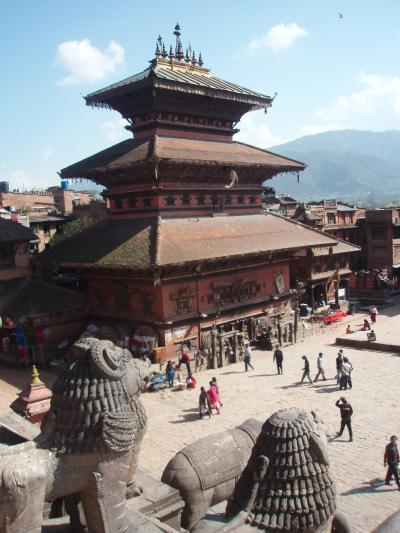 古都バクタプルBhaktapur
