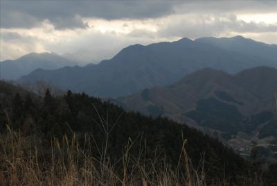 石老山から相模湖 ハイキング