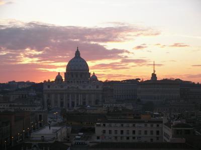初、ヨーロッパの旅・憧れのイタリア ~1日目・ローマ~
