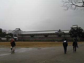 金沢城、尾山神社、妙立寺、茶屋街@金沢旅行1,2日目