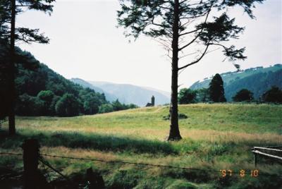 【97年夏旅行】~ダブリンの郊外グレンダーロッホ1日ツアー~