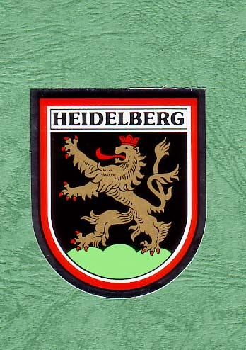 Nr.2 Heidelberg/古都散策