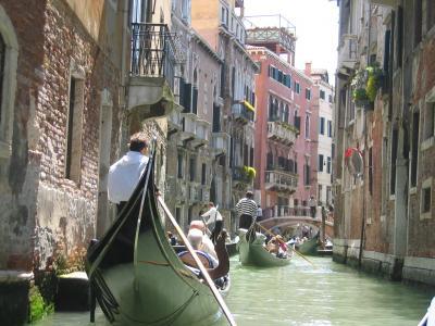 イタリア駆け足ツアー参加の旅~ヴェネツィア編