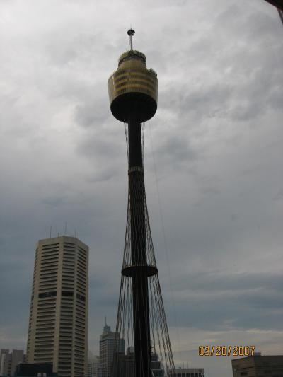 2007年のトラベラーはオーストラリアから(アデレードからシドニー移動編)